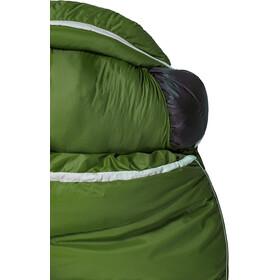 Grüezi-Bag Biopod DownWool Summer 175 Sacco a pelo, verde